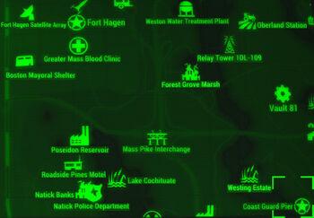 Coast Guard Pier | Fallout Wiki | FANDOM powered by Wikia