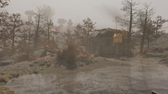 FO76 Pylon ambush site