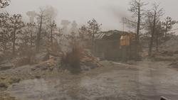 FO76 Pylon ambush site