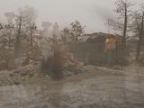 Pylon ambush site