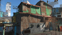 Fo4 Door to Science! Center