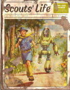 Fo76 Scouts' Life 09