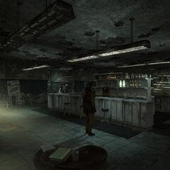 Внутрішні приміщення казарм