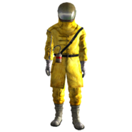 Radiation suit male