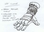 Sap Glove