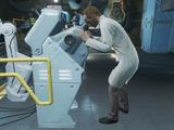 Vault-Tec scientist