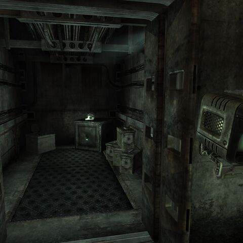 Unlocked basement space