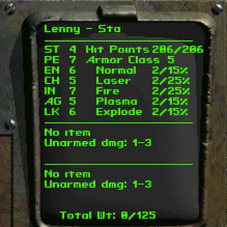 Lenny three