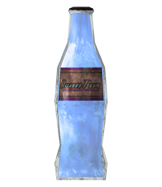 Nuka Cola Quantum Edit