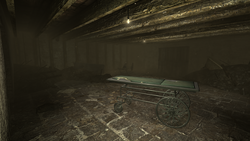 FO3 The clinic basement