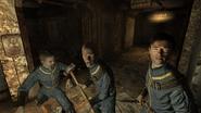 FO3 Vault 106 Insane survivors
