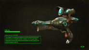 FO4 LS Alien Blaster