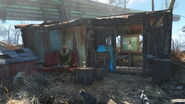 FO4 Small Trading Shack front view