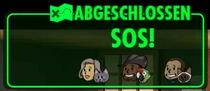 FOS - Quest - SOS! - Hauptziel fertig