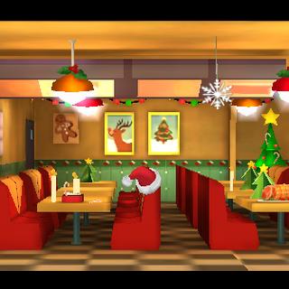 Оформлення на Різдво