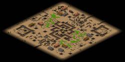 FoT MP Skirmish Shellshocked map