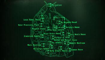 My Megaton House Fallout Wiki FANDOM Powered By Wikia - My location sea level