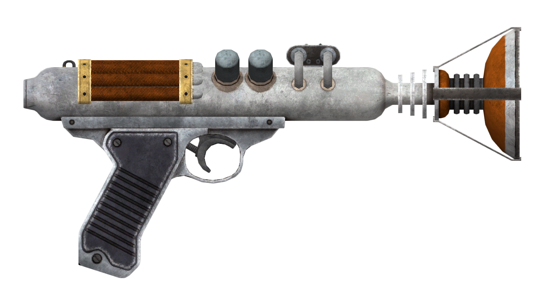 Pulse Gun Fallout New Vegas Fallout Wiki Fandom Powered By Wikia