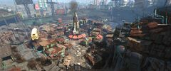 FO4 Diamond City Mayors office overlook