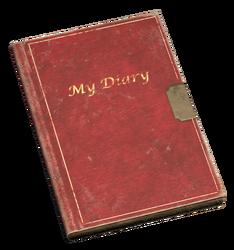FO76WA Camper's diary