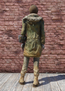 FO76 Explorer Outfit Back