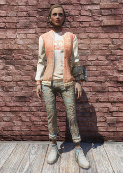 FO76 Nuka World Geyser Jacket & Jeans