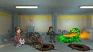 FoS Dúo de destrucción Mutascorpius resplandecientes etapa C