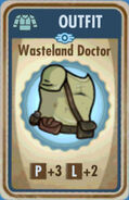 FoS Wasteland Doctor Card