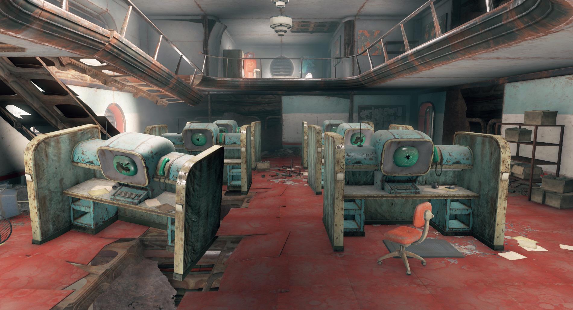 MedTekResearch-Cubicles-Fallout4