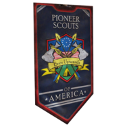 Pioneer Scouts logo