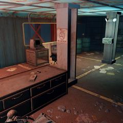 Технічний офіс з терміналом