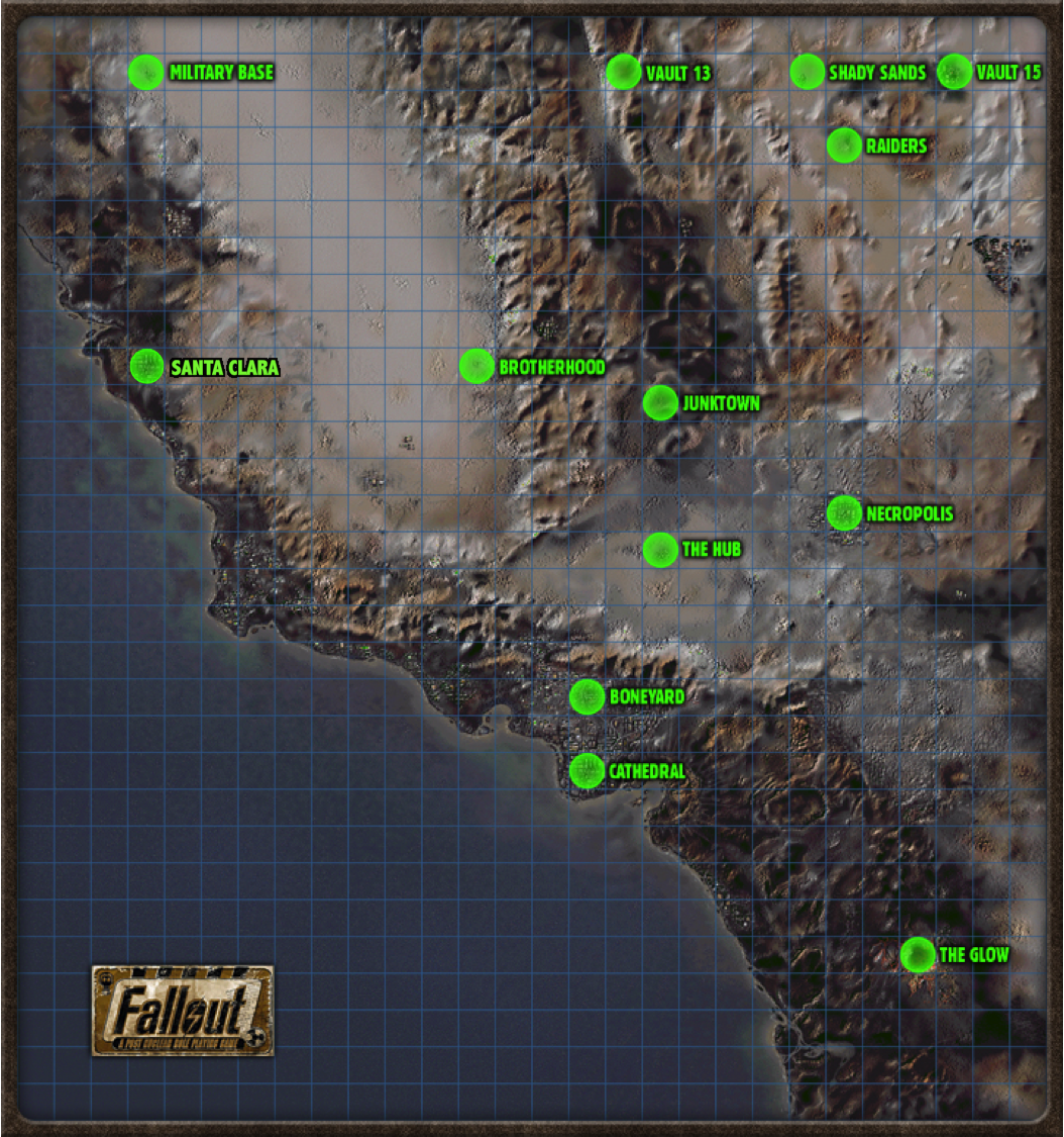 Image yes man fallout1 mapg fallout wiki fandom powered by yes man fallout1 mapg gumiabroncs Choice Image