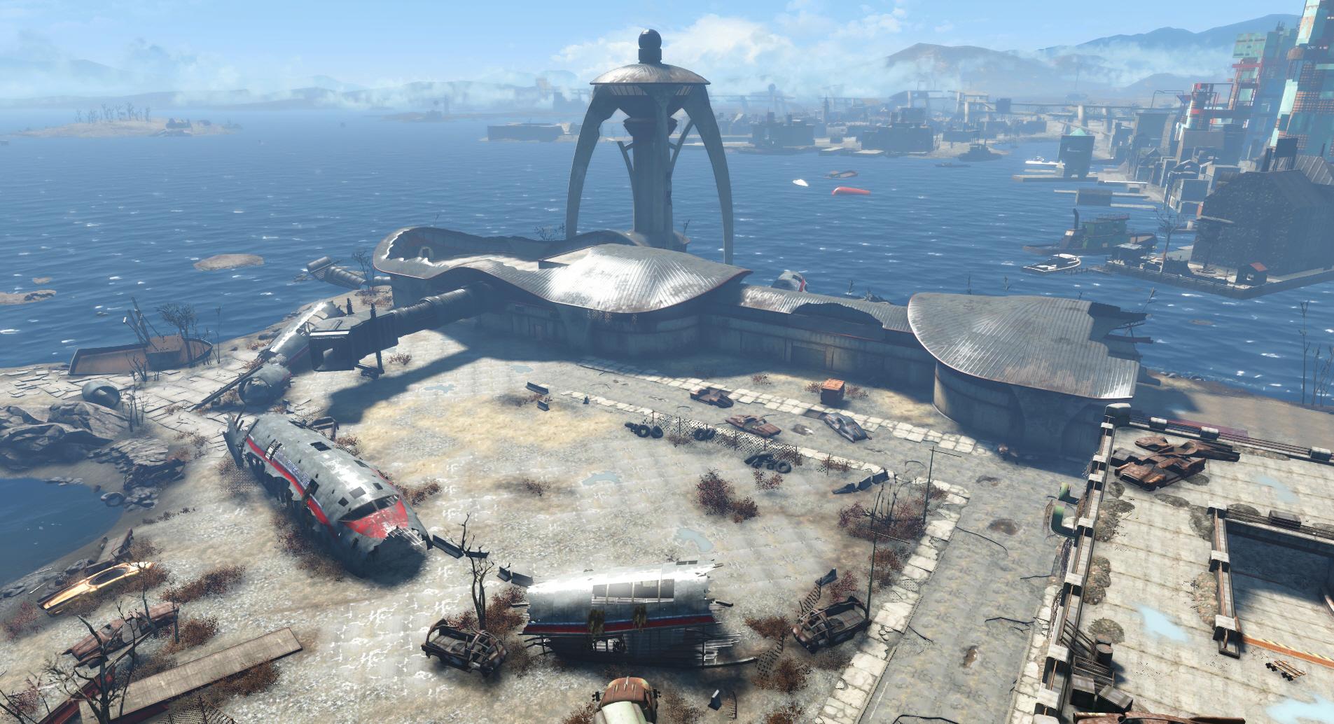 Boston Airport | Fallout Wiki | FANDOM powered by Wikia
