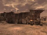 Camp Forlorn Hope mess hall
