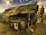 Шахта «Койот» — дом