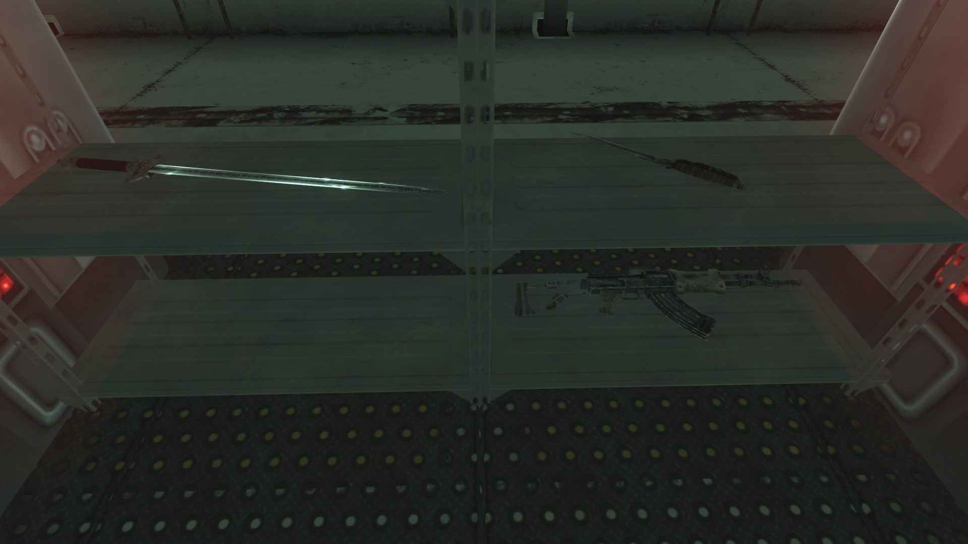 FO3 sealed armory3