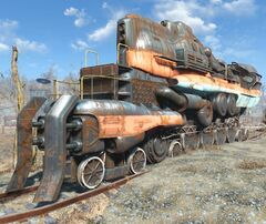 FO4 Locomotive