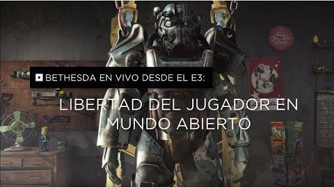 Fallout 4 la libertad del jugador en un mundo abierto