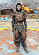 Fo4Cage Amor female