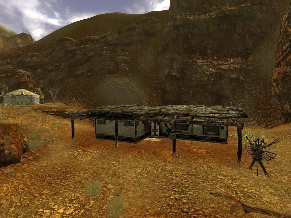 Great Khan longhouse