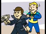 Hunter/Hunted (Fallout 4)