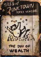 Jerky vendor joy of wealth cover