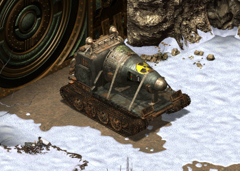 Nuke Carrier V0D