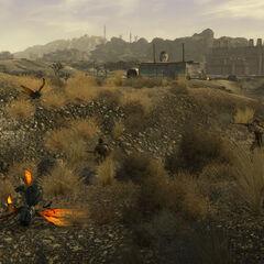 Битва снайперів з касадорами.