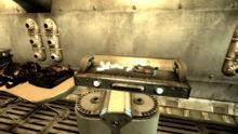 Alien power cells weapons lab