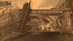 Collapsed OT entrance
