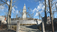 FO4 Dorchester monument
