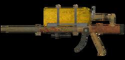 FO4 Harpoon gun