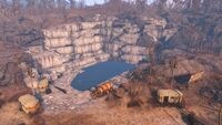 FO4 Thicket Excavations TV 1
