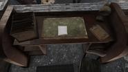 FO76 Camp McClintock (Sgt. Elk's journal)
